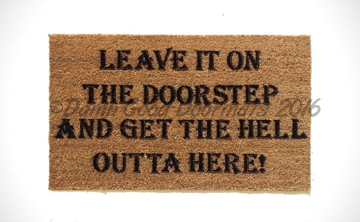 Leave It On The Doorstep