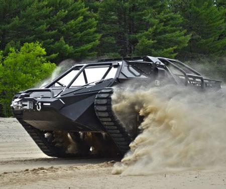 Luxury Off Road Tank