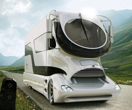 Marchi Luxurious RV