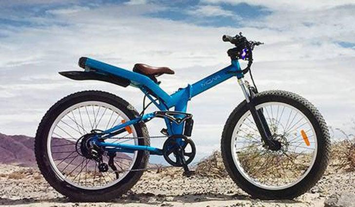 Moar Folding Electric Bike