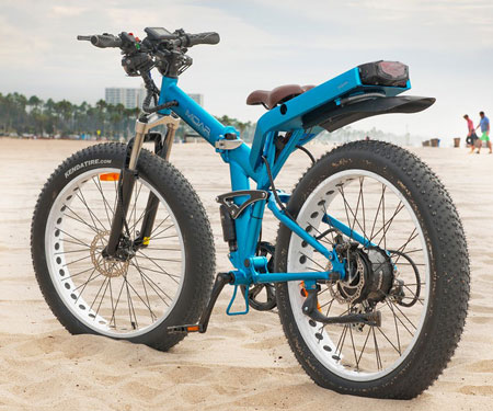 Moar Folding Electric Bike