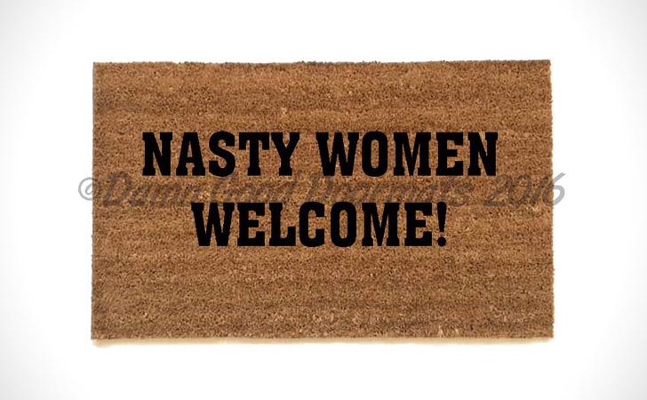 Nasty Women Welcome