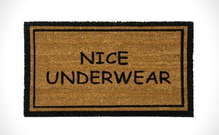 Nice Underwear - funniest doormats