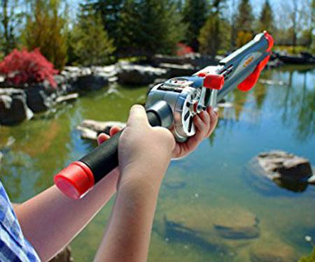 Rocket Fishing Rod