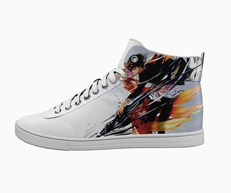 Shiftwear Customizable Display Shoes
