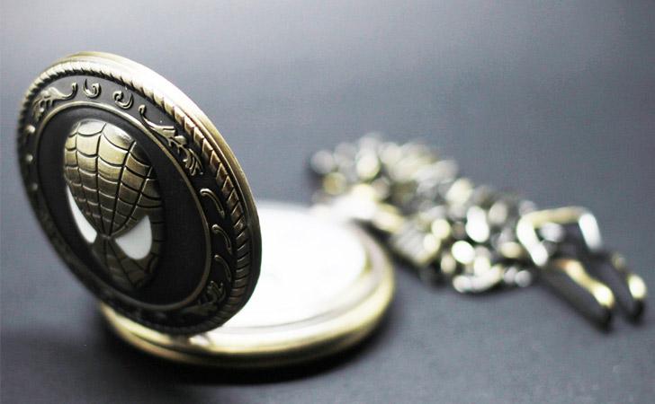 Spiderman Pocket Watch