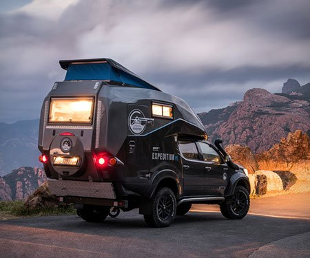 Toyota Hilux Expedition V1 Camper