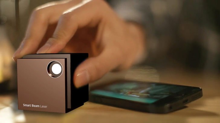 UO Smart Beam Mini Portable Projector