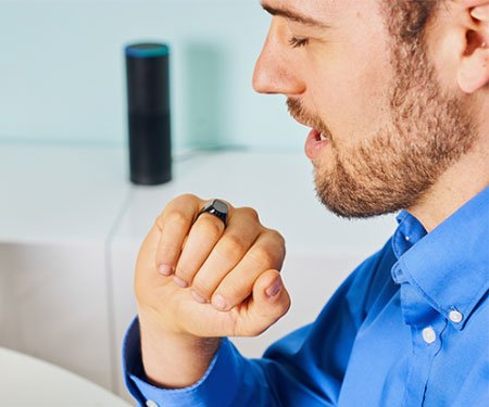 Voice Translation Smart Ring