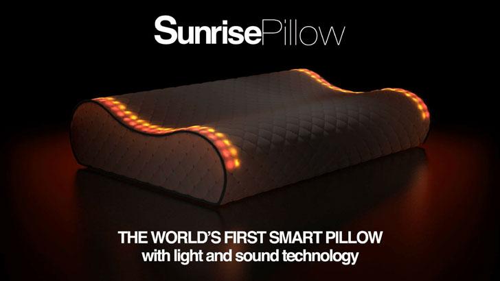 Wake Naturally Sunrise Smart Pillow
