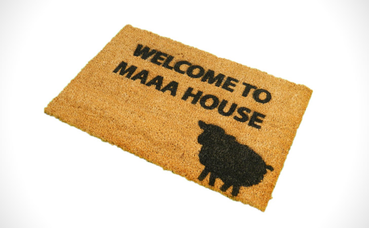Welcome To Maaa House