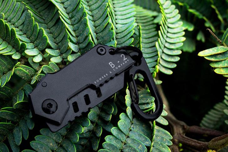 World's Smallest Tactical Pocket Knife