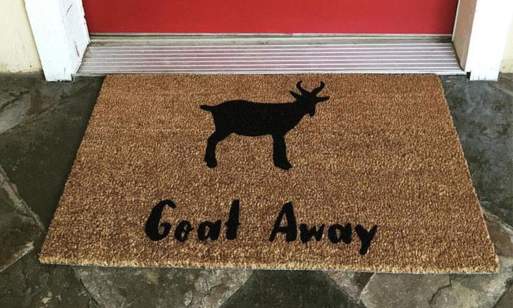 funniest doormats