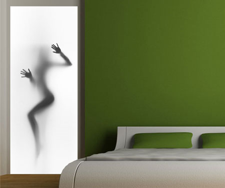 Beauty Silhouette Wall Decals
