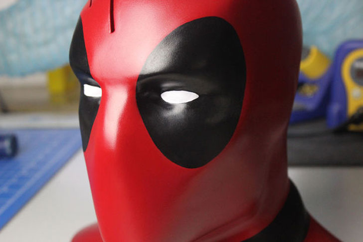 Deadpool Knife Block