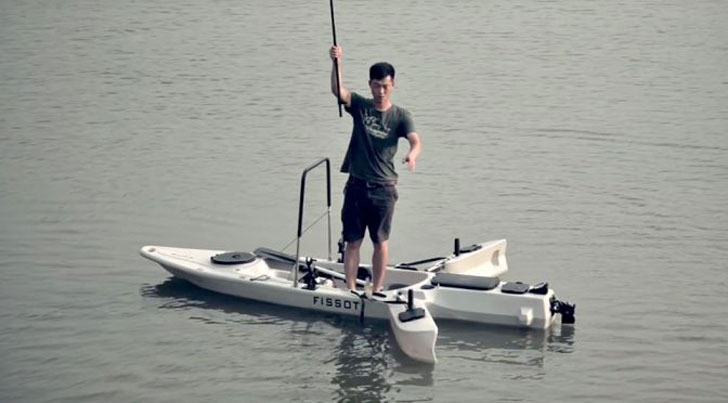 fissot stand up fishing kayaks awesome stuff 365