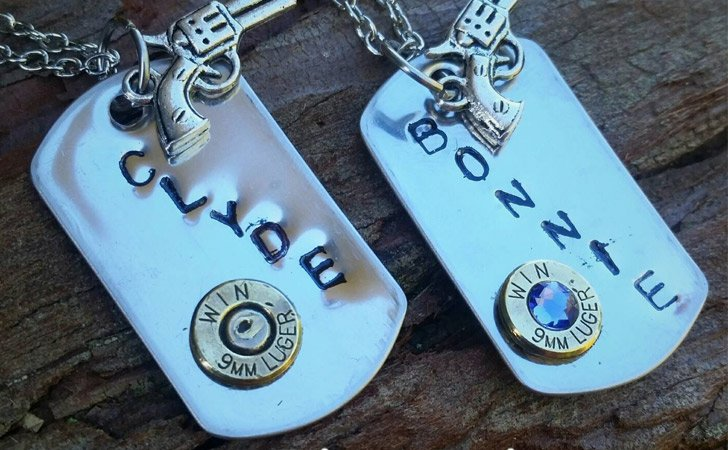 Matching Necklaces For Couples