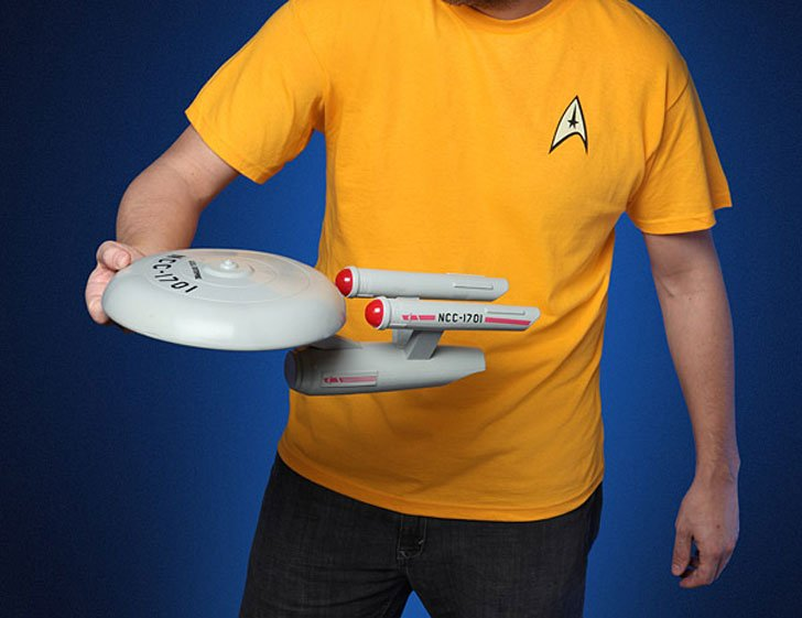 Star Trek Frisbee Disc