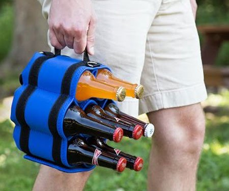 Stubby Strip Drink Carrier