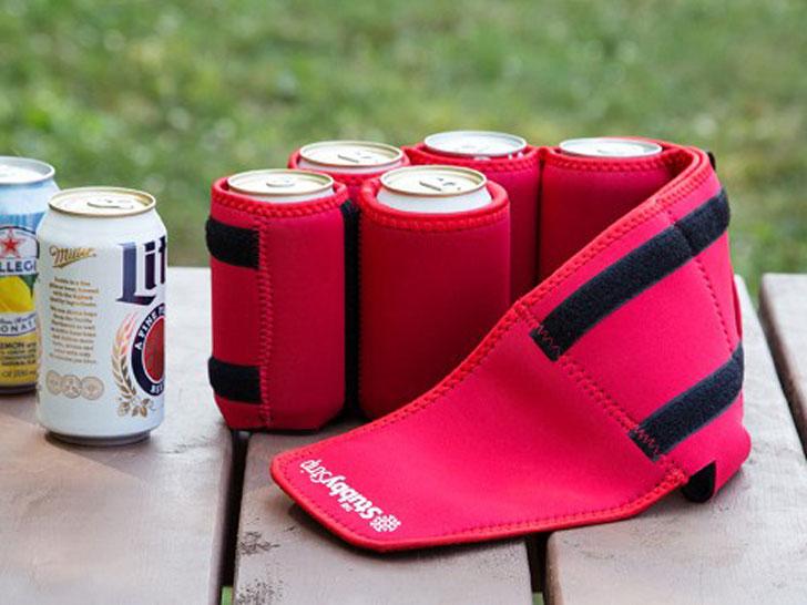 Stubby Strip Drink Carrier