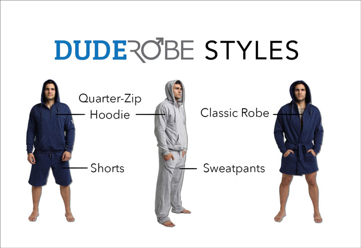 The Dude Robe