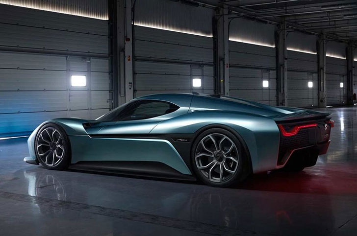 The Fastest Electric Car In The World