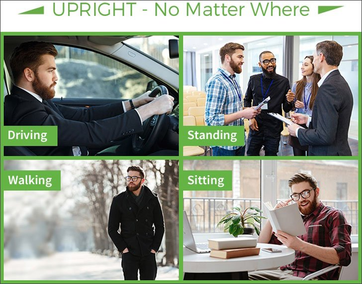 Upright Go Posture Correction Device