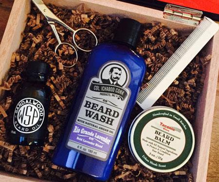 Beard Care Gift Pack