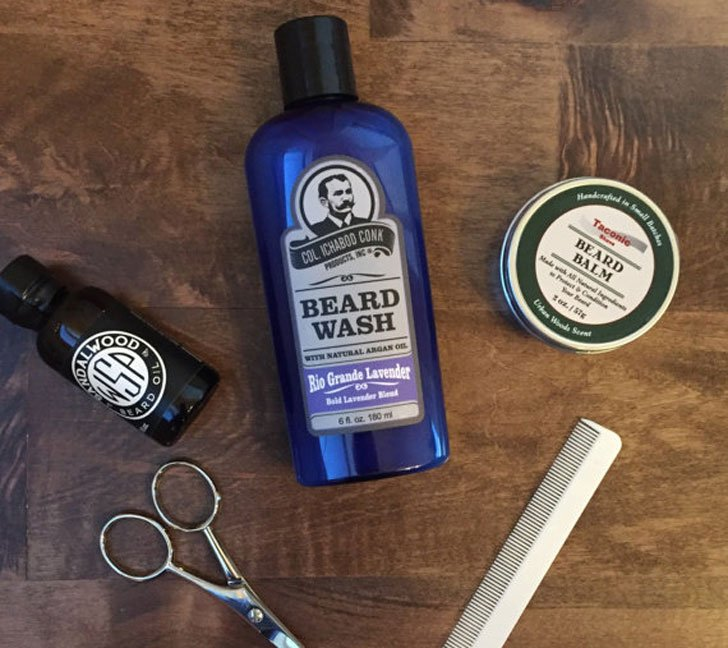 Beard Care Gift Pack