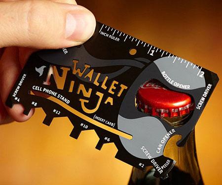 Credit Card Sized Multi Tool