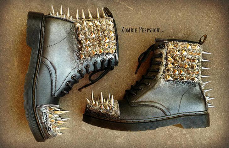 Custom Made Art Shoes