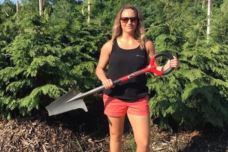 Garden Root Slayer Shovel