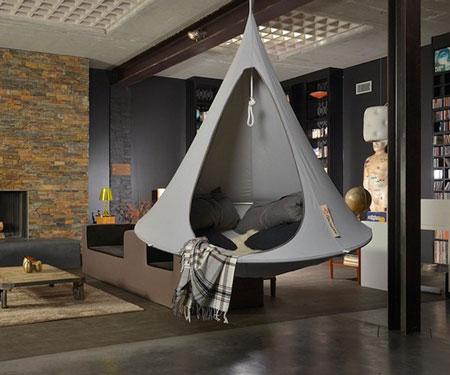 Hanging Cocoon Hammock