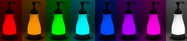 Illumisoap Night Light Soap Dispenser