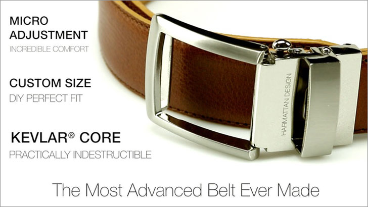 Indestructible Kevlar Smart Belt