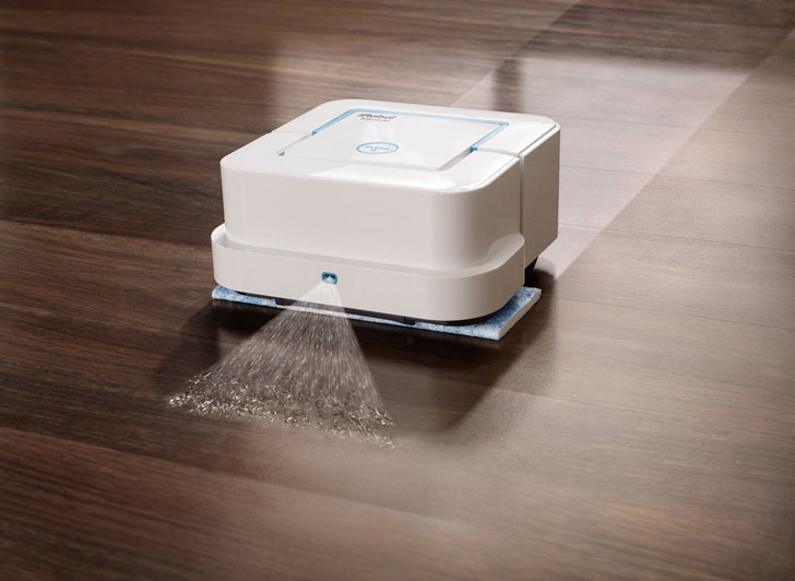 Mopping Robot - Smart Home Products