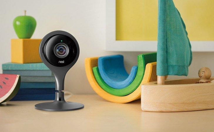 Nest Indoor Security Camera - Smart Home Products