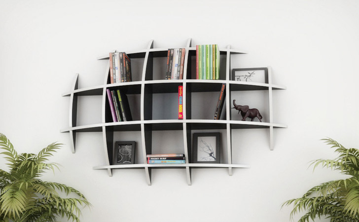 Cool Shelving