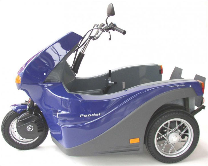 Pendel Wheelchair Mobility Scooter