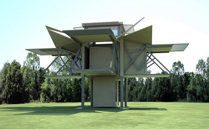 Ready-To-Use Relocatable Buildings