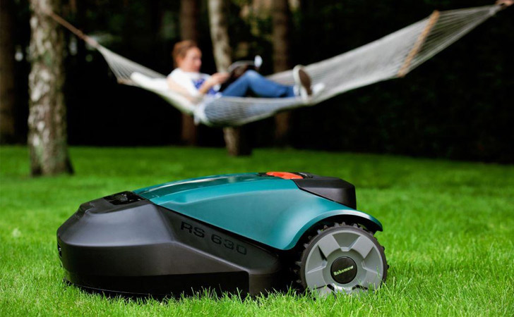Robotic Lawn Mower - Smart Home Products