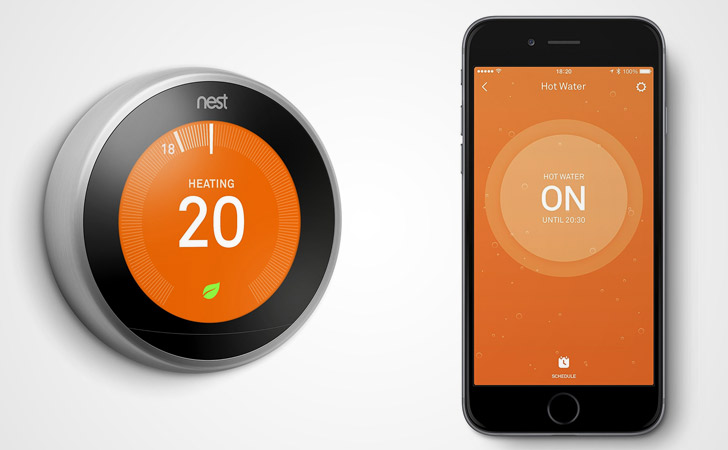 Self-Adjusting Learning Thermostat
