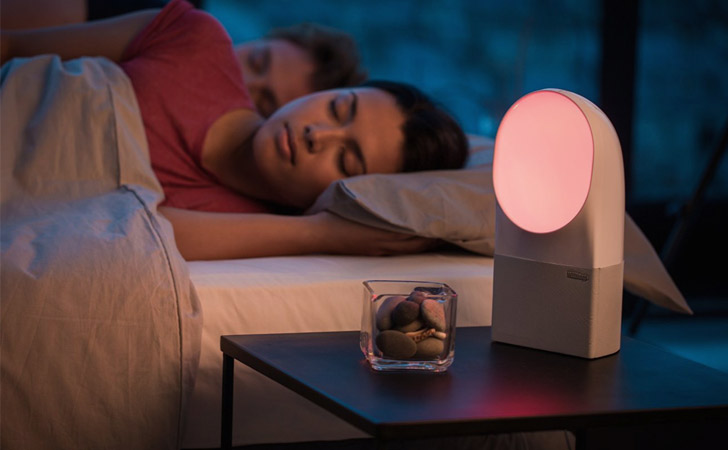 Sleep Regulating Alarm Clock