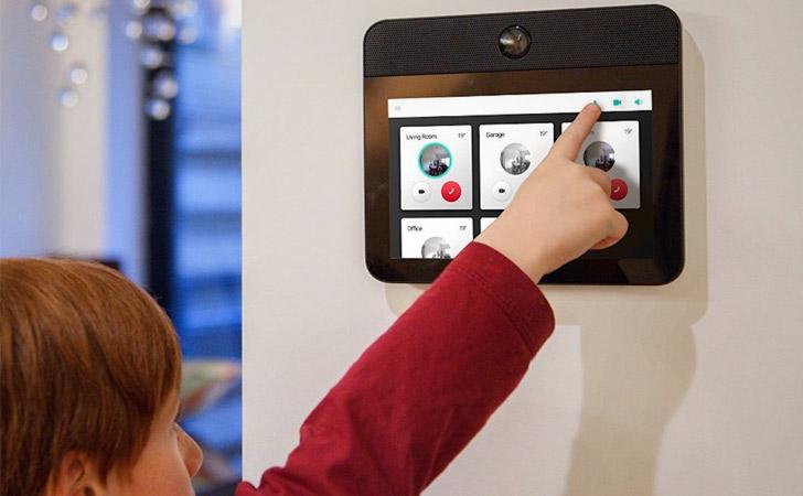 Smart Home Intercom System