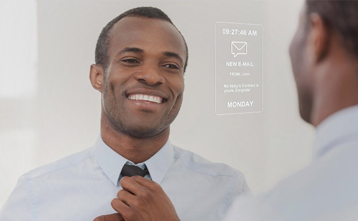 Smart Mirror Personal Assistant