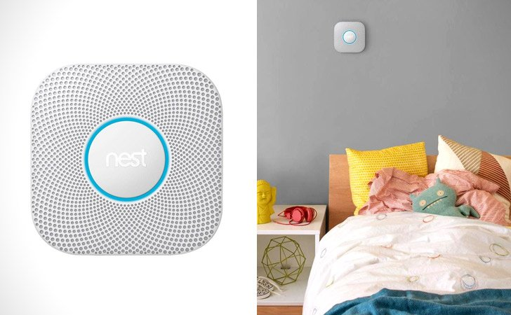 Smart Smoke & Carbon Monoxide Alarm