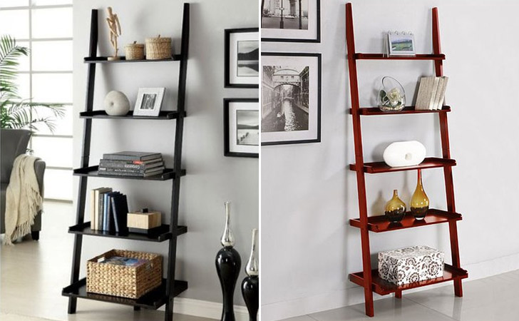 The Leaning Bookcase