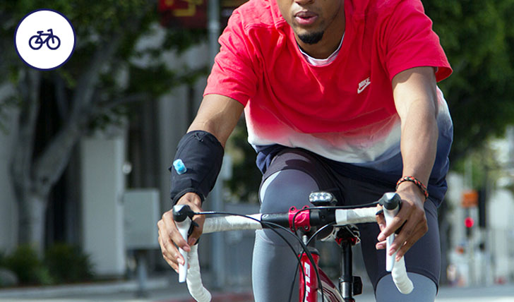 Wetsleeve Hands-Free Hydration System