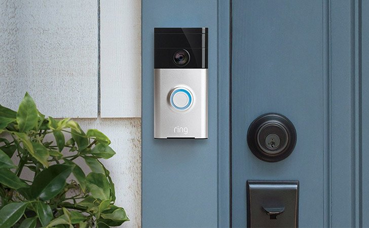Wi-Fi Smart Video Doorbell - Smart Home Products