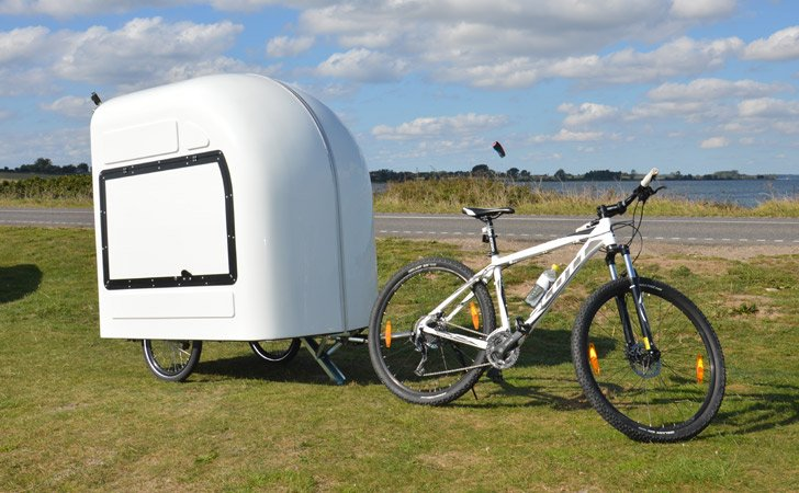 wide path camper bicycle camper awesome stuff 365. Black Bedroom Furniture Sets. Home Design Ideas